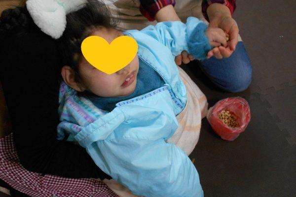 ☆豆まき☆