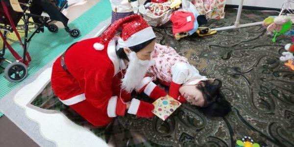 ☆クリスマス会&ハッピークリスマス★